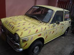 smallest honda car curbside 1970 honda 600