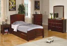 Beds On The Floor by White Wooden Wooden Single Bed On Beige Carpet And White Wooden