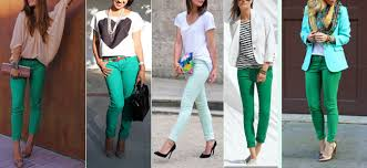 what color goes with green how to rock your green skinnies capital lifestyle