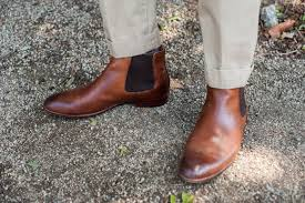 Most Comfortable Chelsea Boots Articles Of Style Custom Bespoke Menswear Made In America