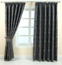 Duck Egg Blue Damask Curtains Pencil Pleat Fully Lined Ready Made Jacquard Damask Curtains Blue