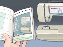 how to thread a brother ls 1217 sewing machine with pictures