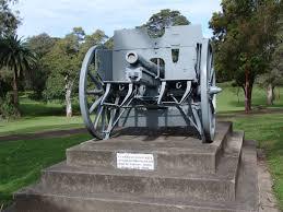 french 75 gun artillery