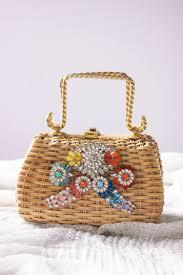 diy embellished straw bag homemadebanana