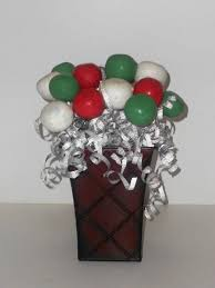 84 best christmas cake pops images on pinterest christmas cake
