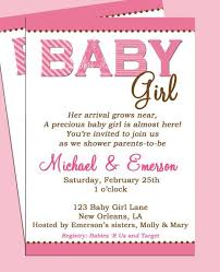 what to write on baby shower invitation 15397