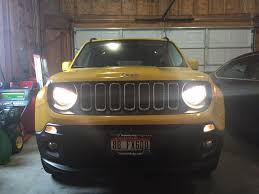 jeep grill logo angry buttercup from idaho jeep renegade forum