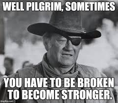 John Wayne Memes - john wayne as rooster cogburn imgflip