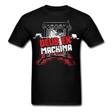 new machina deus ex machina men s t shirt new 2018 fashion hot men s high