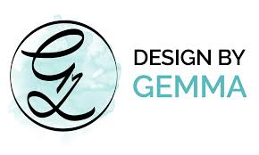 home and design logo design by gemma wedding stationery and design cardiff