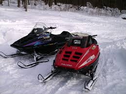 polaris snowmobile new guy with a indy 400