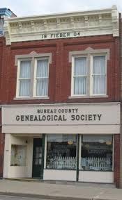 in bureau bureau county genealogical society where i researched my ancestors