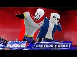 Sans Policy Templates by Sans Policy Templates Papyrus And Sans Create A Wrestler