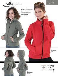 cute jacket pattern jalie 2795 hoodie sewing patterns patterns and jacket pattern