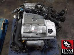lexus es300 manual transmission for sale 99 03 toyota lexus es300 3 0l dohc v6 vvti engine jdm 1mz fe 1mz