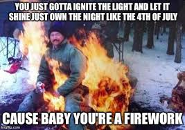 Fireworks Meme - come on let your colours burst make em go aah aah aah imgflip