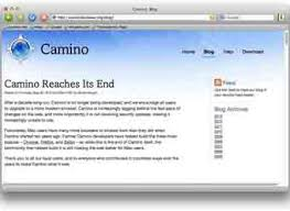 camino browser camino browser project discontinued after 10 years macworld
