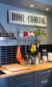 enseigne de cuisine idée relooking cuisine enseigne vintage fait pour ma