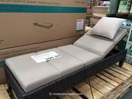 Sunbrella Outdoor Cushions Costco Agio International Fairview Chaise Lounge