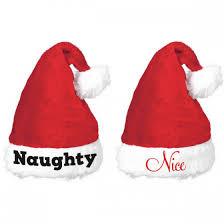 santa hats christmas santa hats 2pc wally s party factory