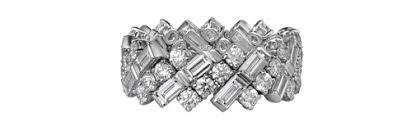 cartier alliance l alliance en diamant baguette de cartier vogue