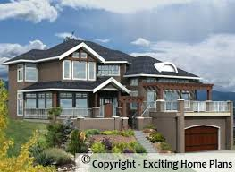 hillside home designs hillside home plans hillside home design front view of house