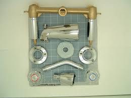 House Faucet Two Handle Shower Faucet Delta