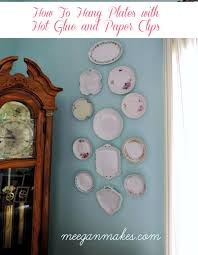 How To Hang Decorative Plates Easy To Hang Decorative Plates