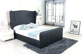 Ottoman Beds Argos Leather Bed Storage Imported Leather Bed Bed Soft Bed