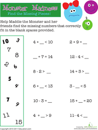 1st grade 1st grade addition and subtraction worksheets