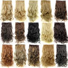 Cheap Thick Clip In Hair Extensions by False Hair 24