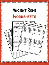 roman food facts u0026 worksheets what did the romans eat