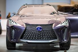 lexus 2017 the lexus ux concept looks like it will chew you up and spit you
