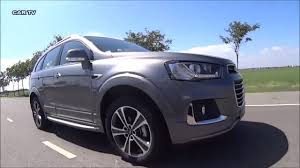 chevrolet captiva modified 2017 chevrolet captiva exterior interior and drive youtube