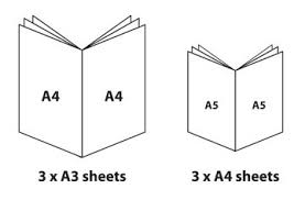 booklets templates booklet printing christchurch
