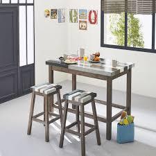 cuisine origin alinea meuble de cuisine alinea desserte de cuisine naturel zink