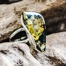 green rings images Sterling silver ring green amber stone 015 55 00 brighton silver jpg