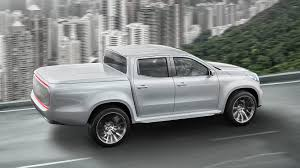 renault alaskan vs nissan navara mercedes benz x class pick up concept everything you need to know