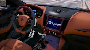 maserati levante wallpaper maserati levante mansory add on replace gta5 mods com