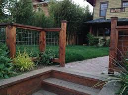 Home Depot Front Yard Design by Best Deck And Backyard Privacy Ideas Images Photo With Captivating