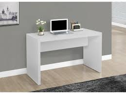 diy 74 minimalist home office desk design with flat wooden top