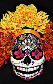 41 best masque images on pinterest day of the dead sugar skulls
