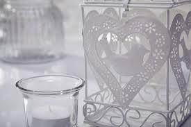 wedding shabby chic birdcage centrepieces bird cage candle holder
