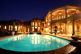 cool house front design with large pool waplag excerpt loversiq