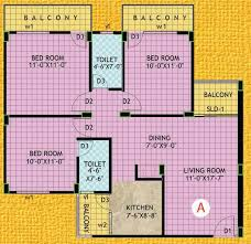 D3 Js Floor Plan Surya Earth A Unit Of Surya Realcon Pvt Ltf Project In Bokaro