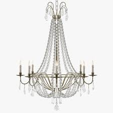 versailles chandelier currey and company versailles chandelier 9876 3d model max obj fbx mtl