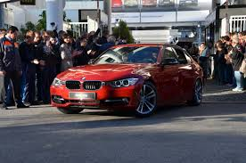 red bmw f30 official melbourne red f30 photo thread