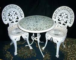 Wrought Iron Patio Table And Chairs Victorian Patio Furniture U2013 Bangkokbest Net