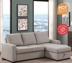 chaise sofa bed with storage newton fabric chaise sofa bed with storage ebay