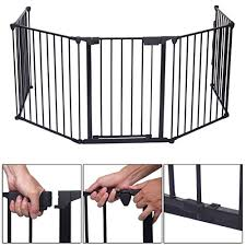 Fireplace Child Safety Gate by 24 Best And Coolest Baby Fences Baby Best Stuff